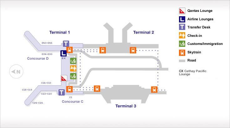 Review: Qantas Lounge, Singapore - InsideFlyer UK on