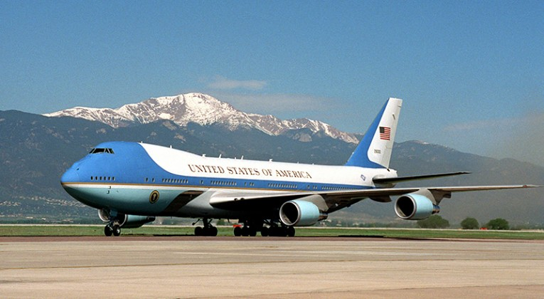 UK air force one