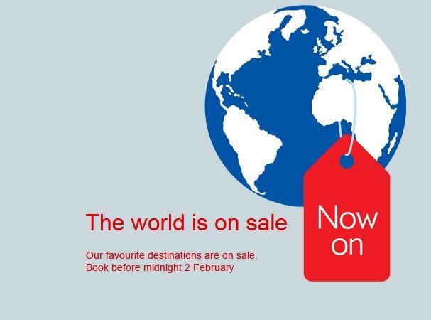 british airways sale - photo #6