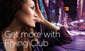 free virgin flying club miles
