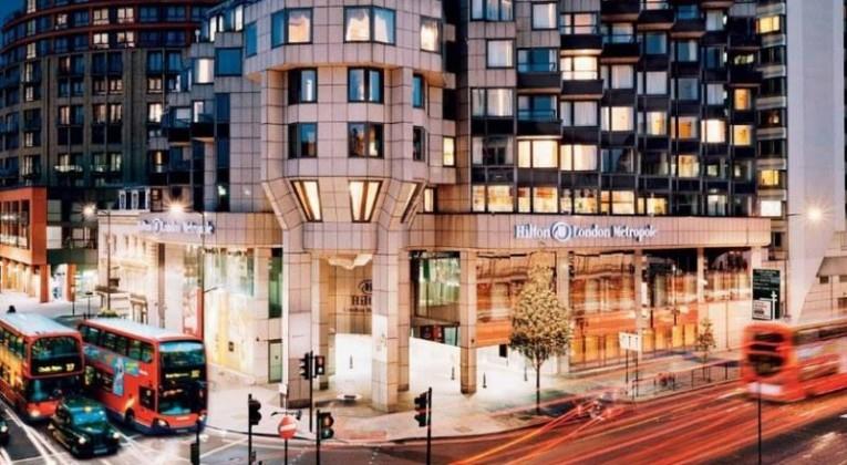 Hilton London Metropole Hotel  Edgware Road