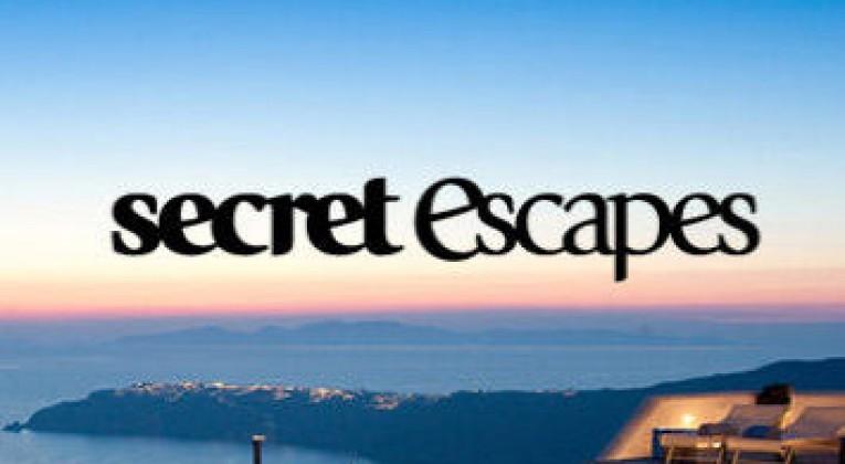 Escapes login secret Luxury home