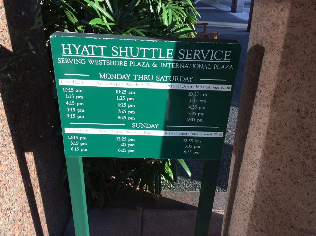 Grand Hyatt, Tampa