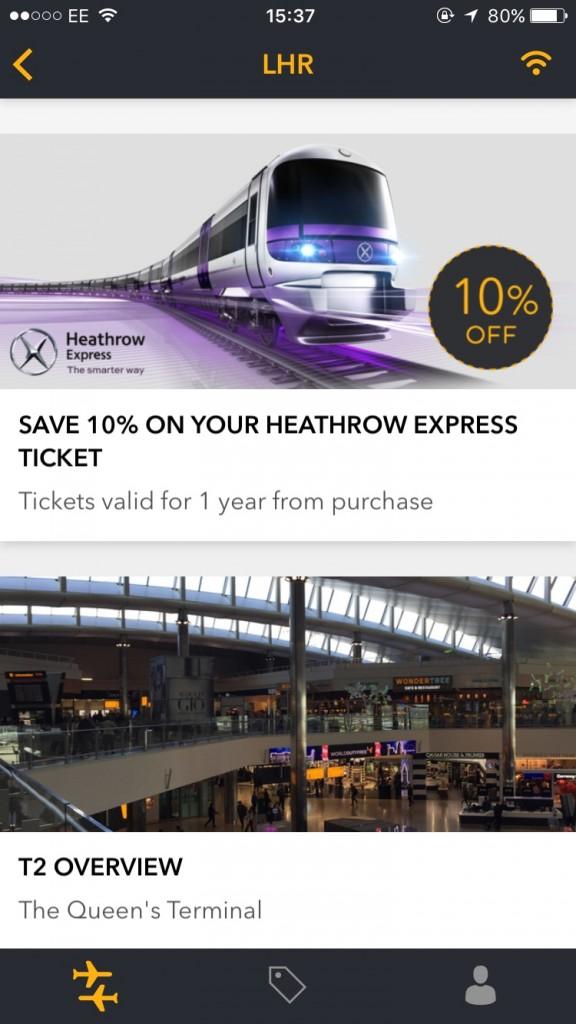 Heathrow FLIO