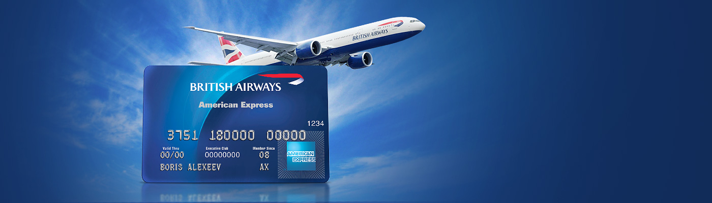 british airways credit card offer