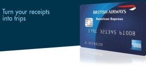 british airways american express