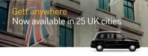 free taxi credit