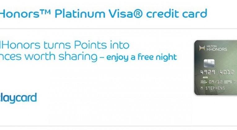 Free night at any hilton 6500 avios with the hhonors platinum free night at any hilton 6500 avios with the hhonors platinum visa credit card colourmoves