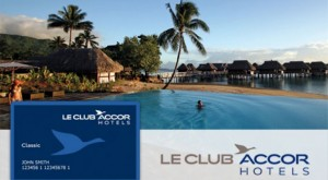 Accor Hotels Le Club