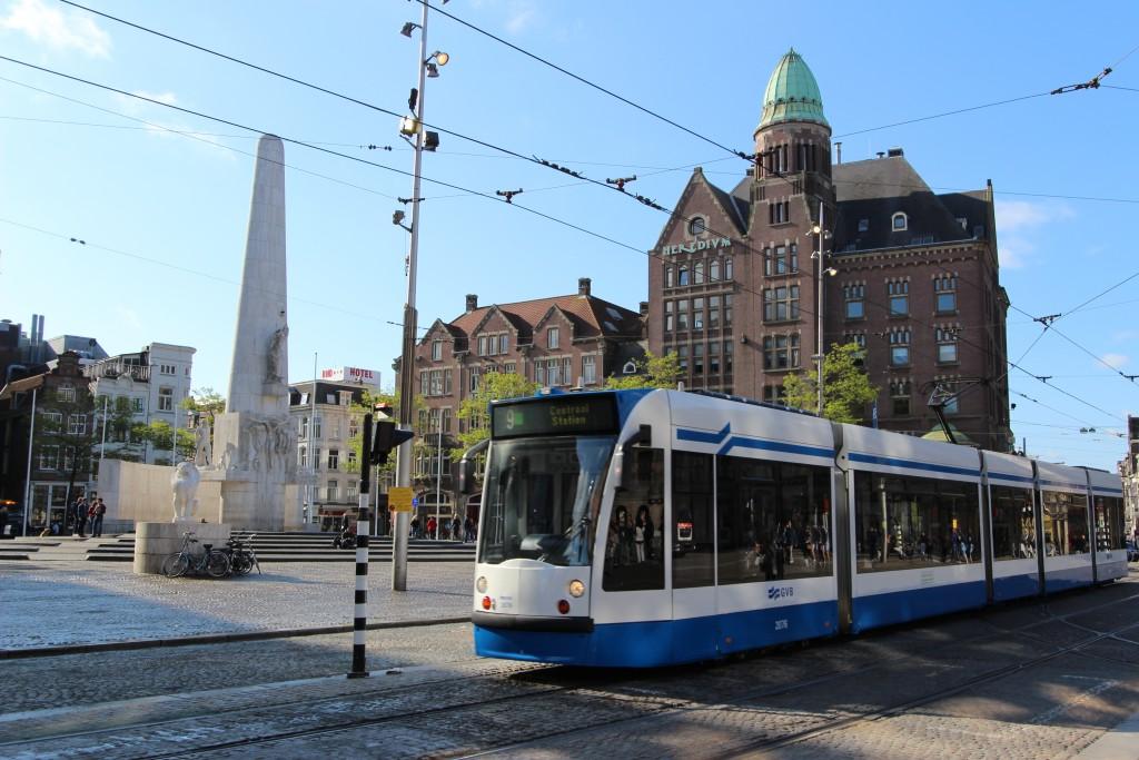 Andaz Prinsengracht, Amsterdam - Tram