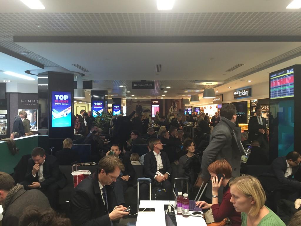 London City Airport Departures