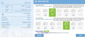 cheap business class flights uk