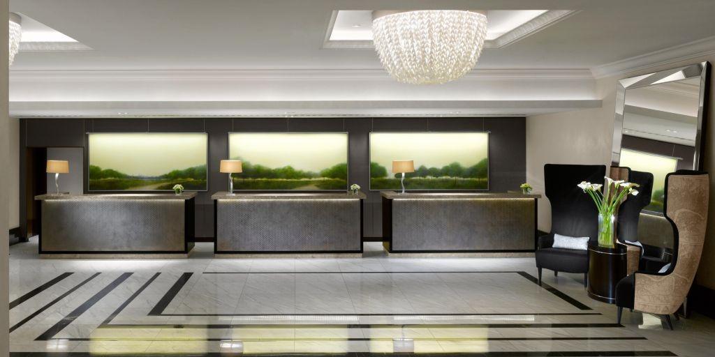 intercon lobby