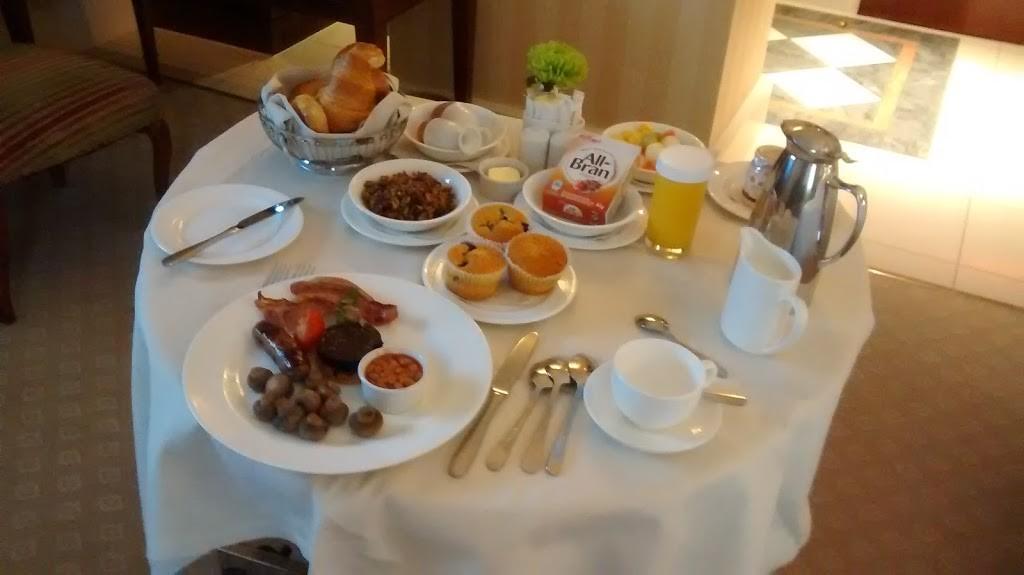 intercon pl breakfast