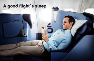 Air Berlin Business Class
