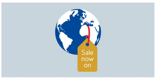 British Airways Luxury Sale offers both short and long haul deals, with hotels included. In these sales, it may legitimately be cheaper to book flights and hotel in one package than to book flights or hotel alone!