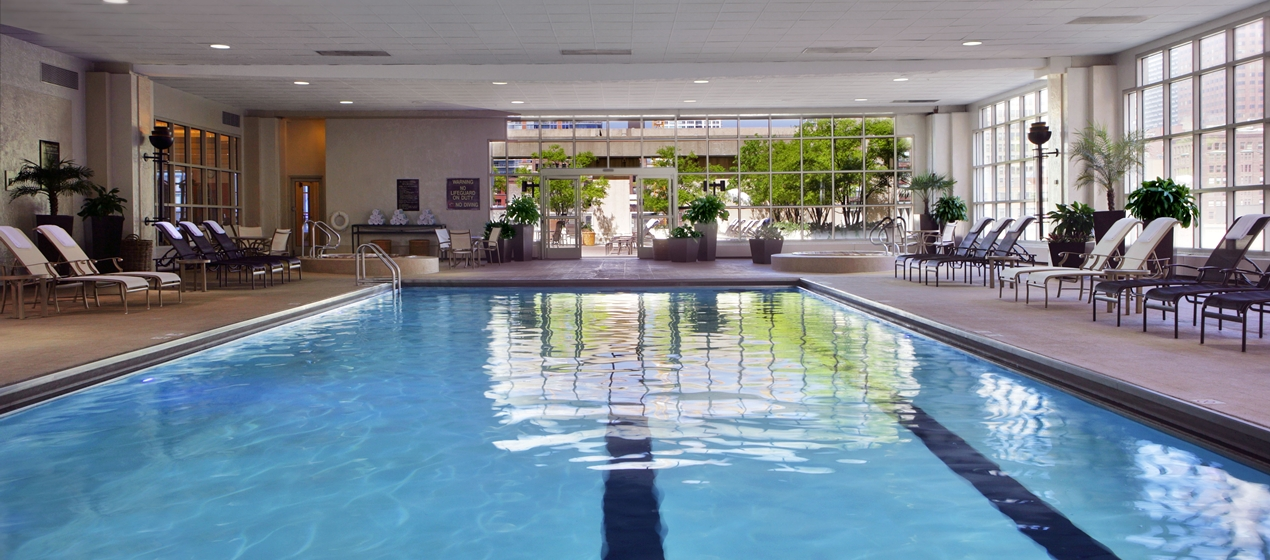 Review hilton chicago insideflyer uk for Spa getaways near chicago