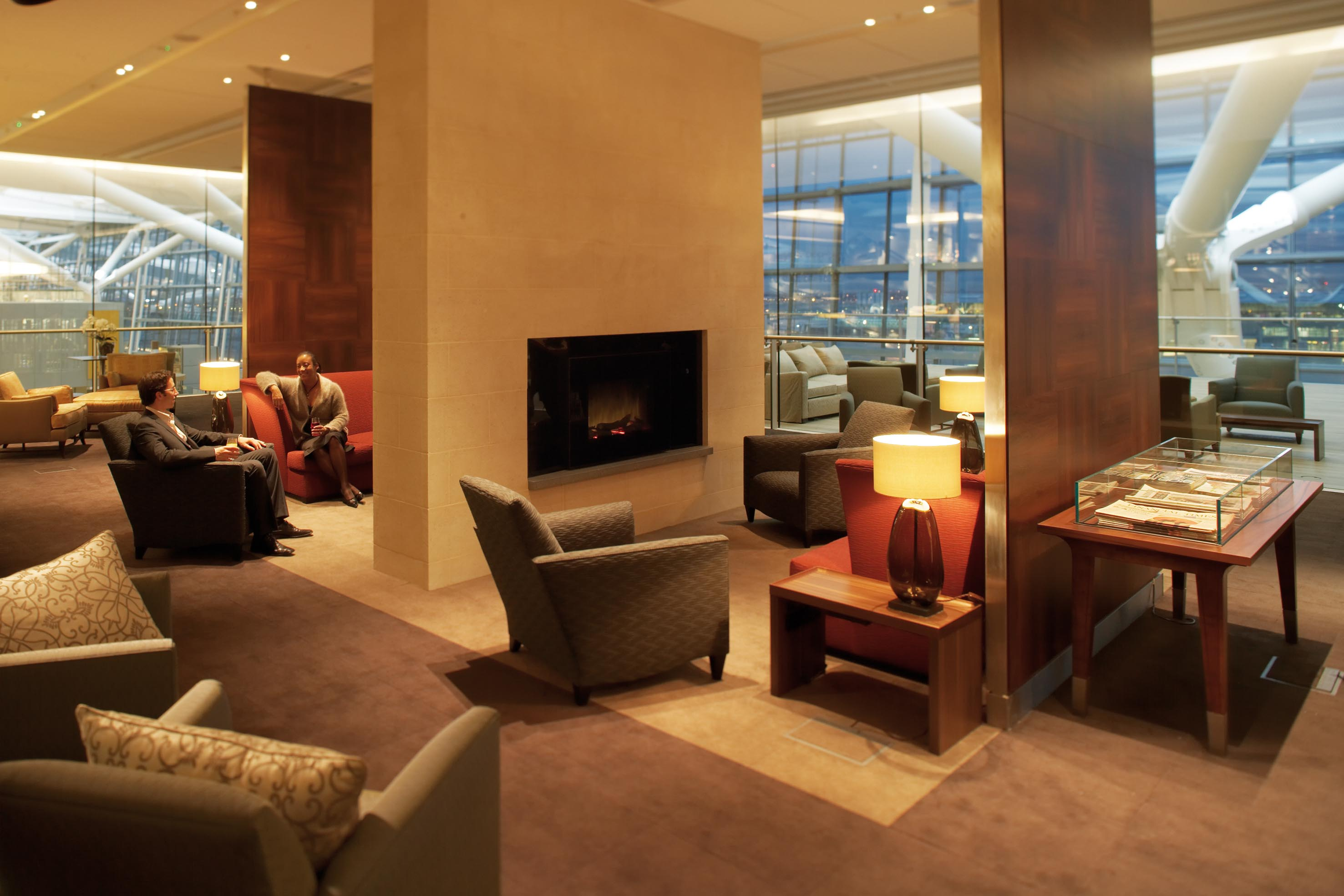 Review The Concorde Room Heathrow Terminal 5