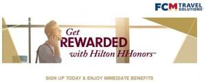 hilton gold fast track