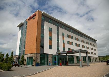 The Hilton Hotel Newport