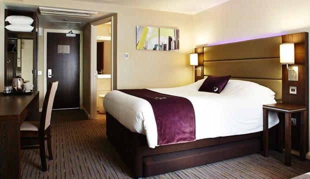 Travelodge Single Room