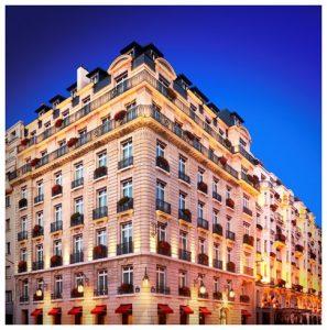 Le Bristol, Paris