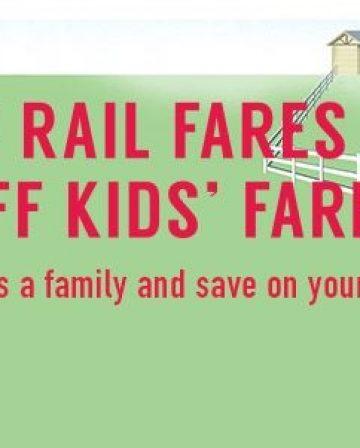 Family & friends railcard deals
