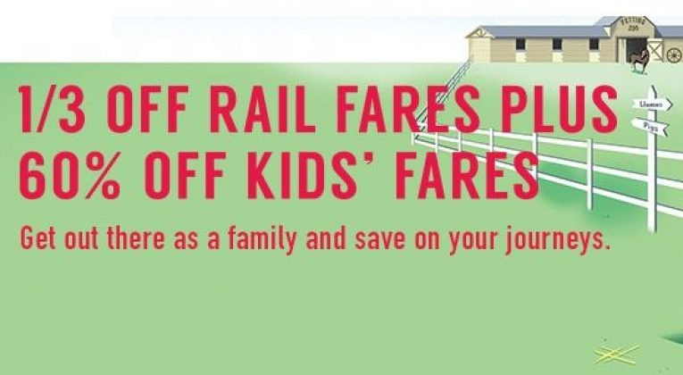 Free Family Friends Railcard