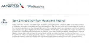 hilton world sale