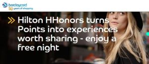 how long does hilton hhonors status last