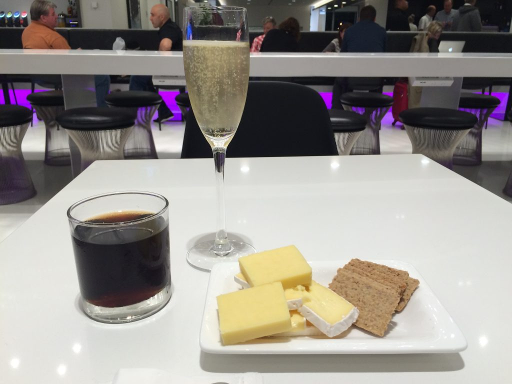 Air New Zealand Business Class