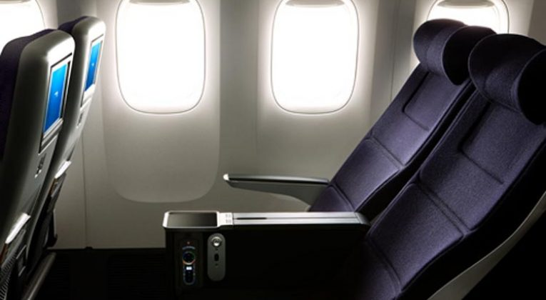 A look inside British Airways' new economy cabins
