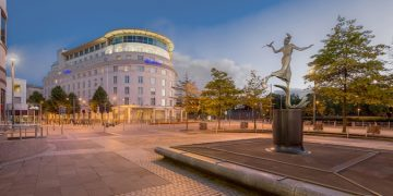 hilton cardiff review