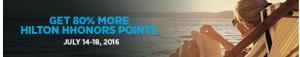 hilton points