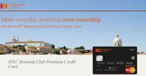 ihg rewards club mastercard