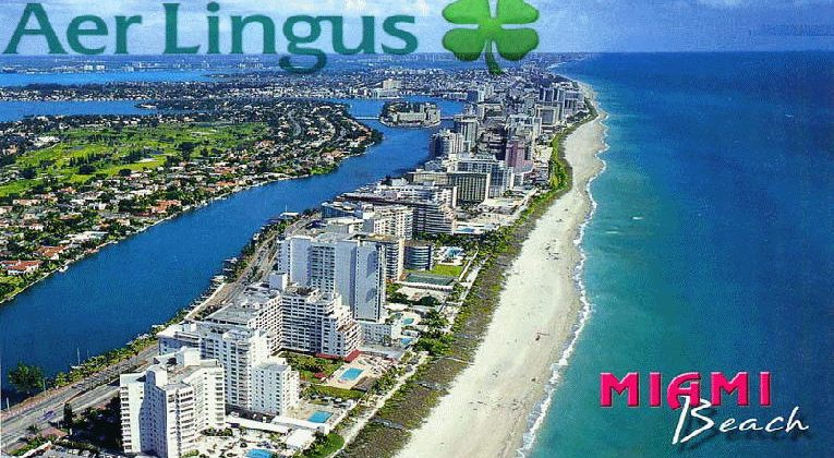 Image result for aer lingus miami