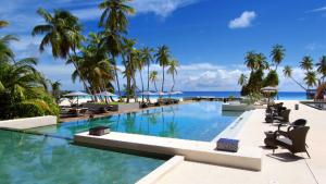 Park Hyatt Maldives pool