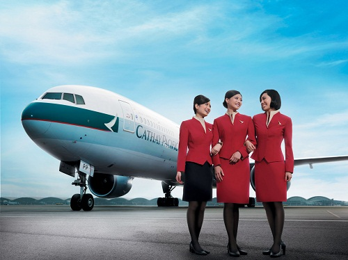 Cathay Pacific (CX)
