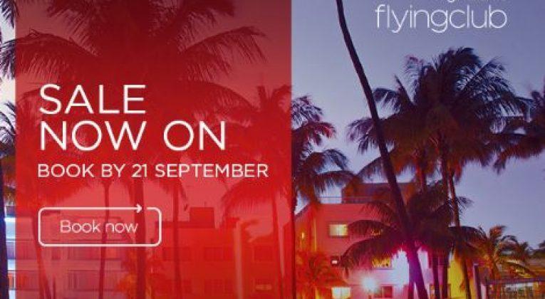 airlines sale Virgin