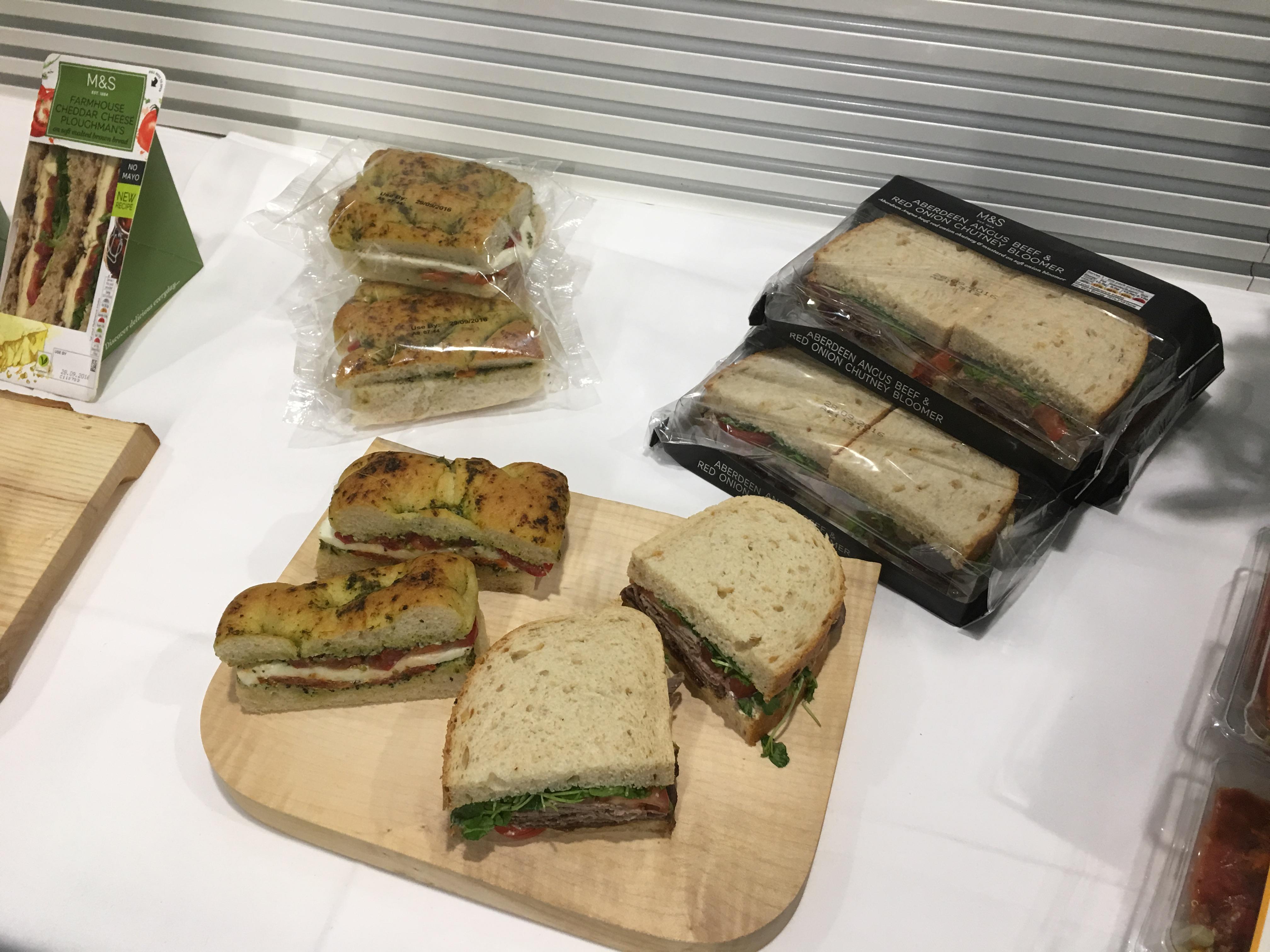 food ba drink stop haul economy even short water insideflyer sandwiches offering