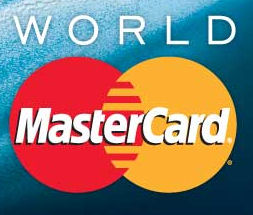 MasterCard World Logo