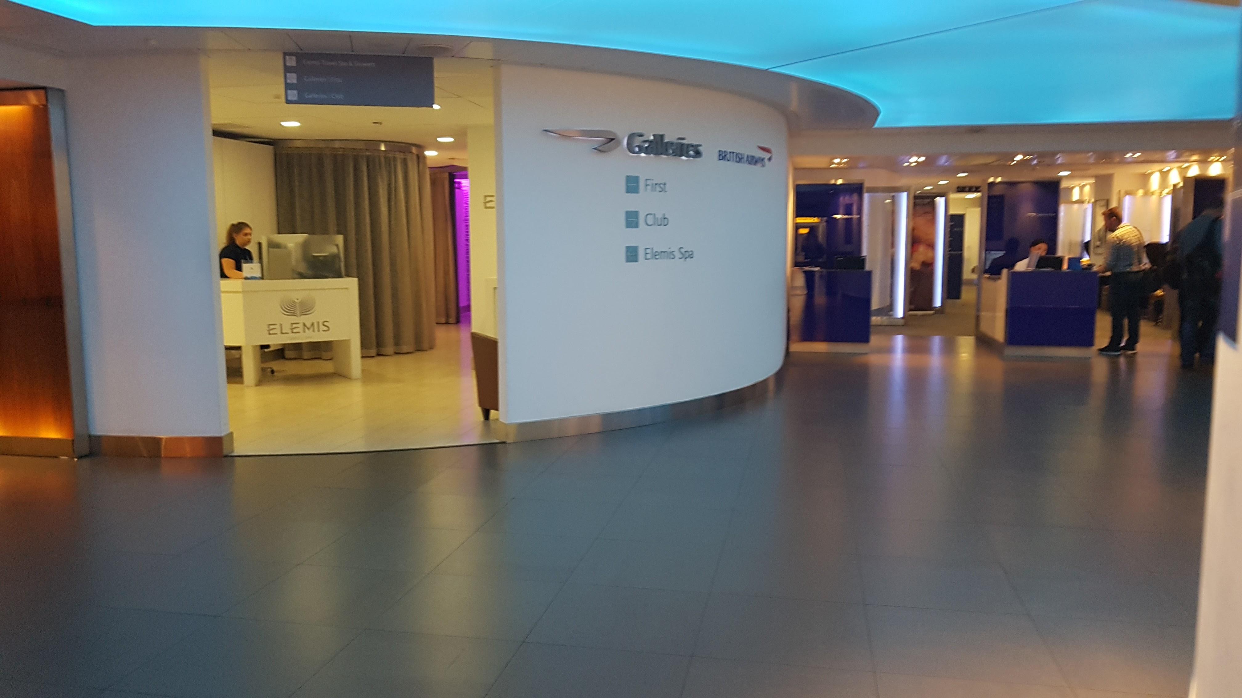 Ba Lounge Terminal 3 >> Review Galleries First Lounge London Heathrow Terminal 3