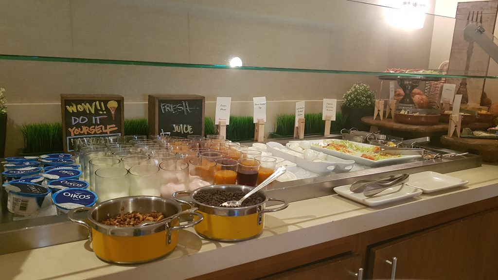Beverly Hilton Breakfast 3