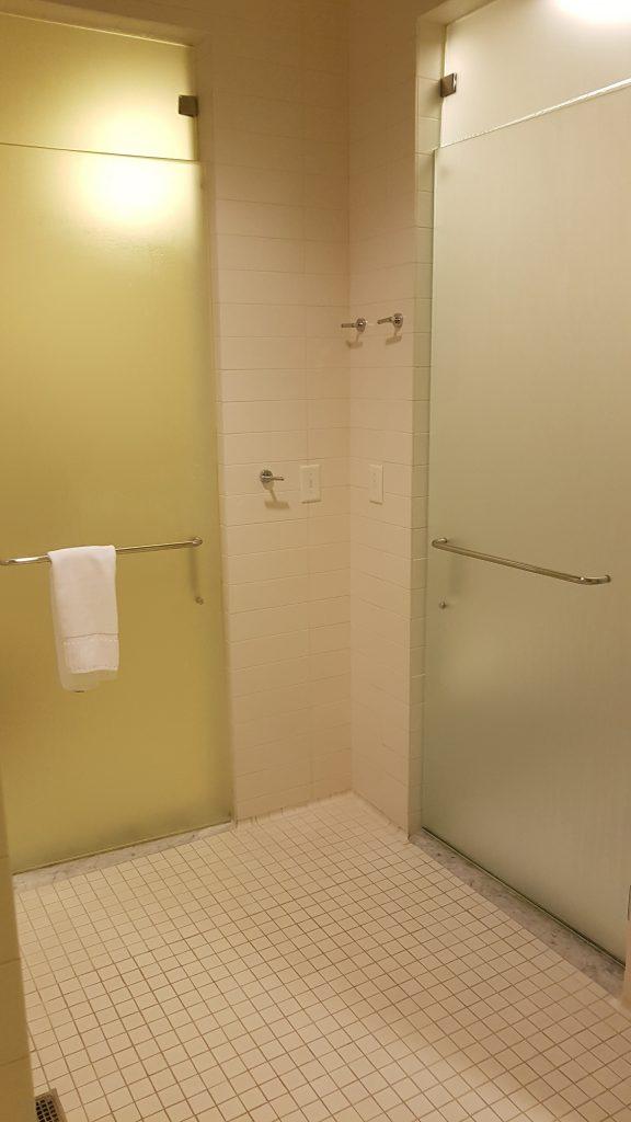 Beverly Hilton Spa Steam Room