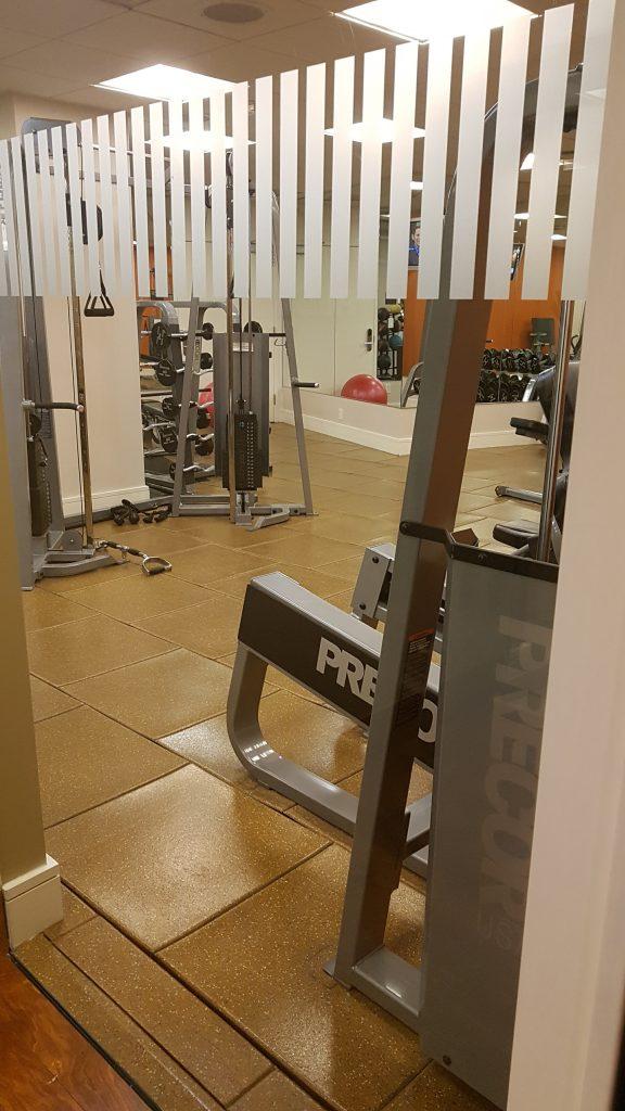 Beverly Hilton Gym 2