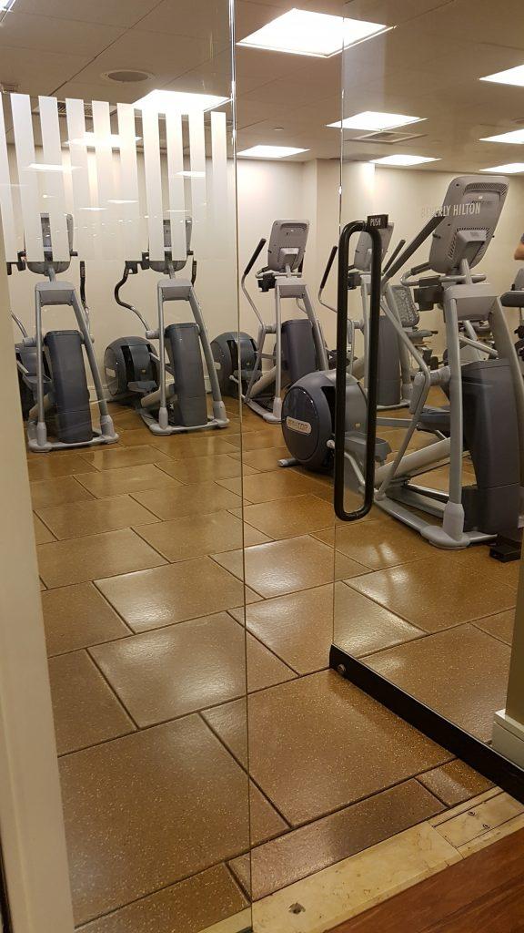 Beverly Hilton Gym 1