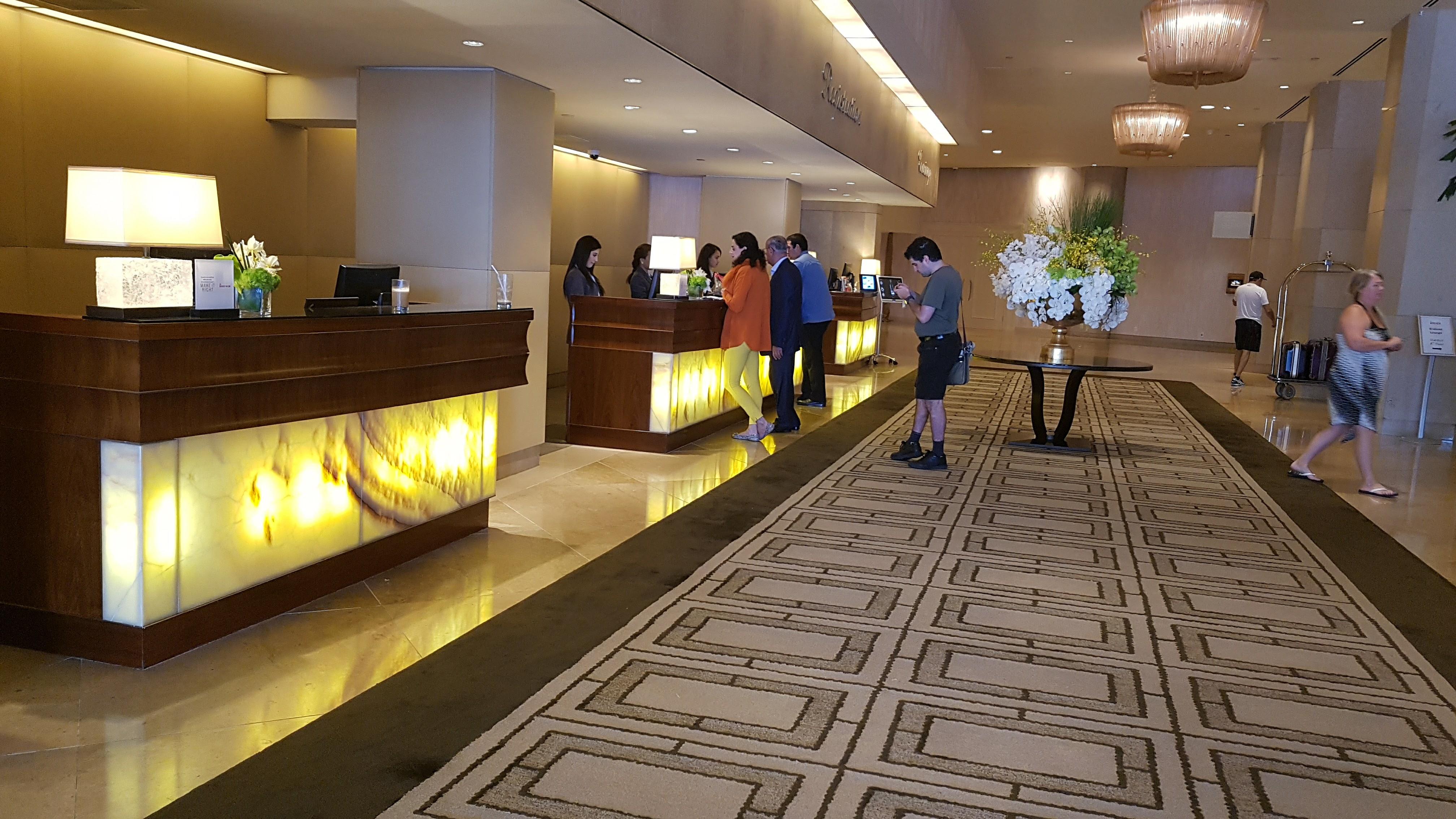 Review Beverly Hilton Los Angeles Insideflyer Uk