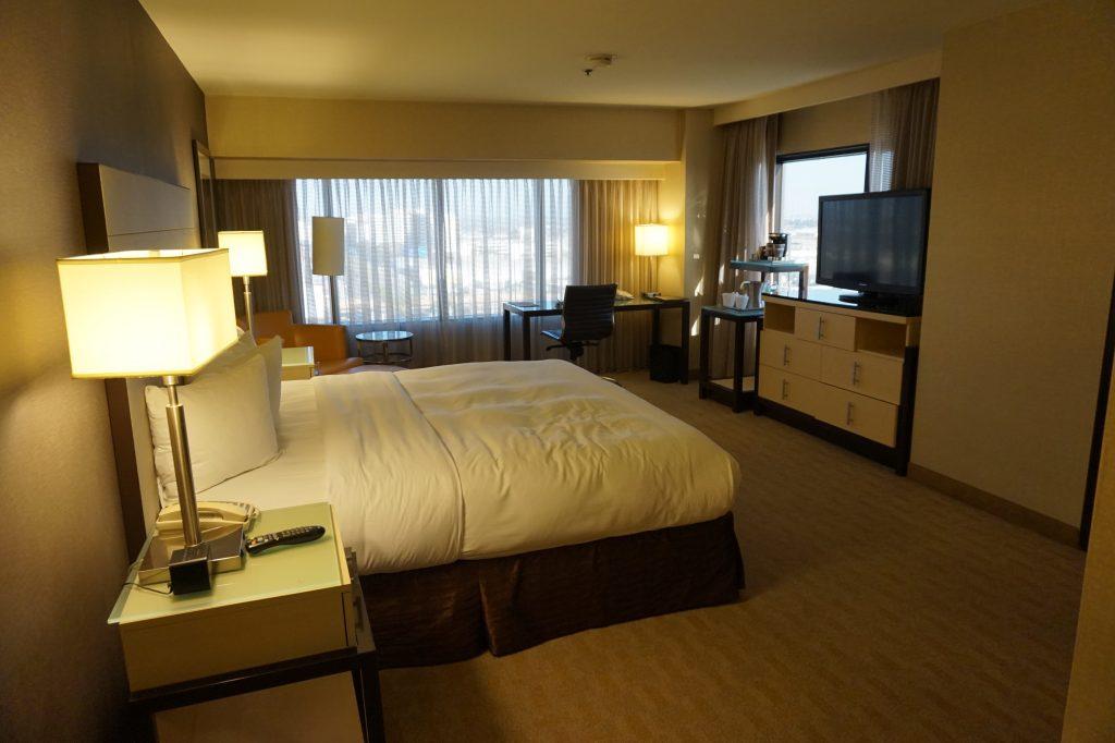 Hilton LAX Room