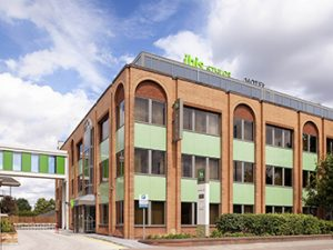 ibis Styles London Heathrow Airport Exterior
