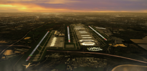 The new Heathrow?